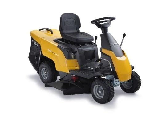 stiga traktor ogrodowy combi 1066 hq. Black Bedroom Furniture Sets. Home Design Ideas