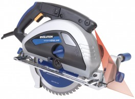 EVOLUTION POWER TOOLS Pilarka do cięcia stali Evo 230-HDX