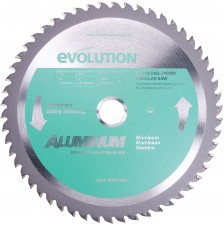 EVOLUTION POWER TOOLS Tarcza spiekana do aluminium 230mm Evo-230-HDX
