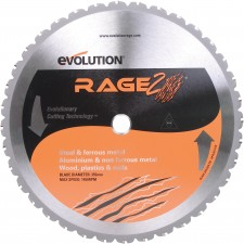 EVOLUTION POWER TOOLS Tarcza wielozadaniowa Rage2 355mm Rage2