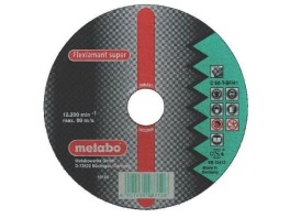 METABO Tarcza tnąca do ceramiki 125 mm (25 szt) Flexiamant Super C 60-T