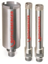 ROTHENBERGER Koronka wiertnicza High Speed Plus Naturstein 22 mm C