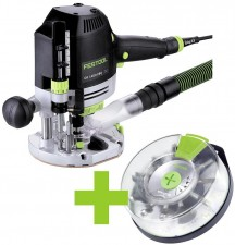 FESTOOL Frezarka górnowrzecionowa OF 1400 EBQ-Plus+ BOX-OF-S 8/10 x HW
