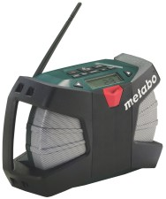 METABO Akumulatorowe radio na budowę PowerMaxx RC