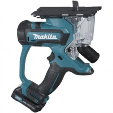 MAKITA Akumulatorowa wycinarka do płyt G/K SD100DSAJ